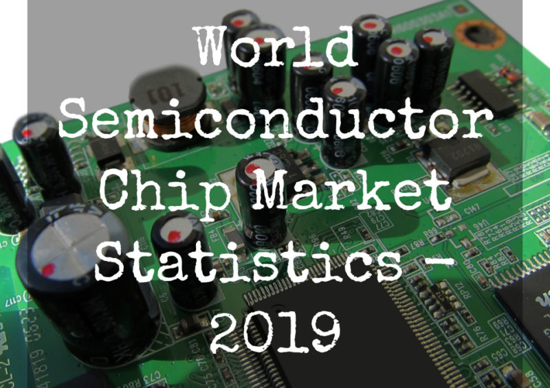 World Semiconductor Chip Market Statistics - 2019