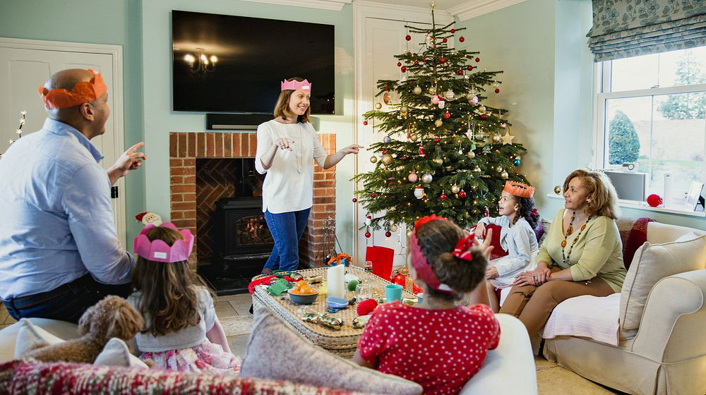 Christmas Dinner Party Game Ideas For